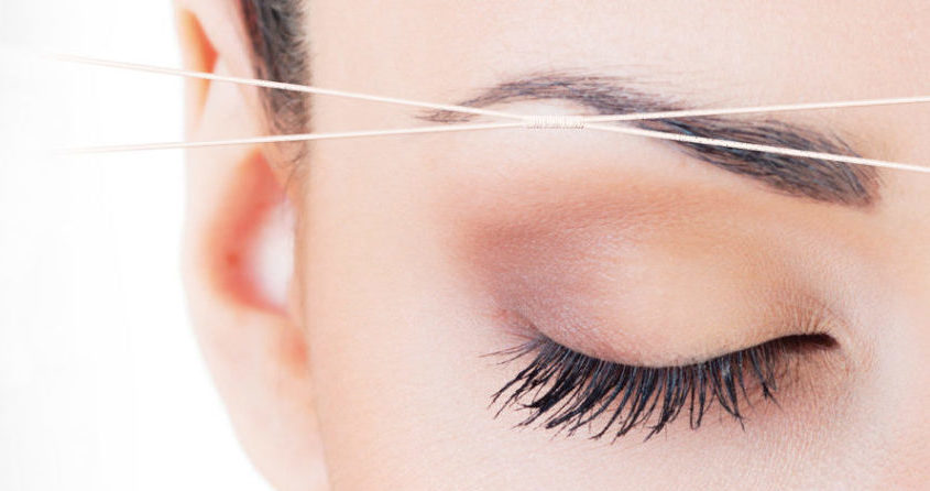 Threading/Eyebrows
